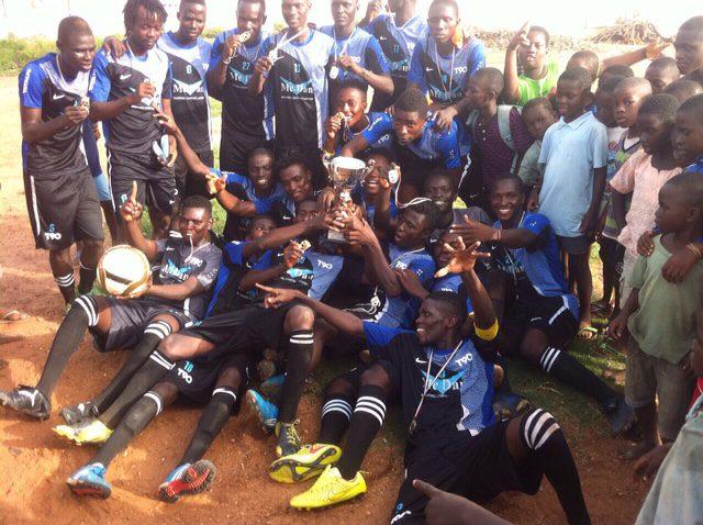 La United win Charity Match organized by Daniel Kofi Agyei