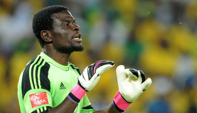 Ghana and AshGold goalie Fatau Dauda
