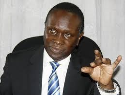Minister for Lands, Housing and Urban Development, Daudi Migereko