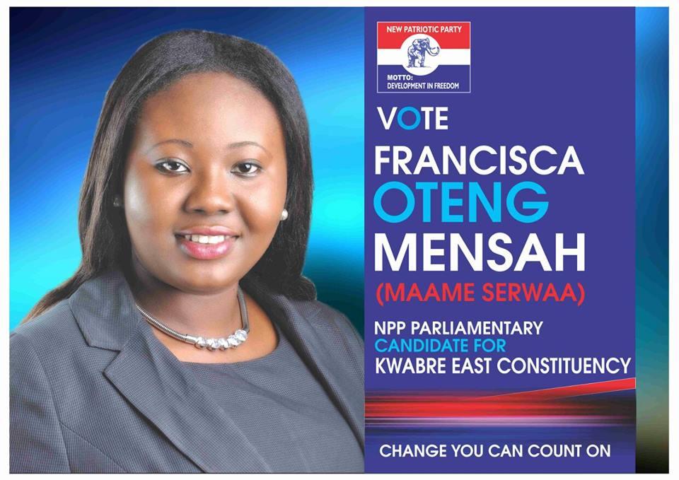 Francisca Oteng-Mensah