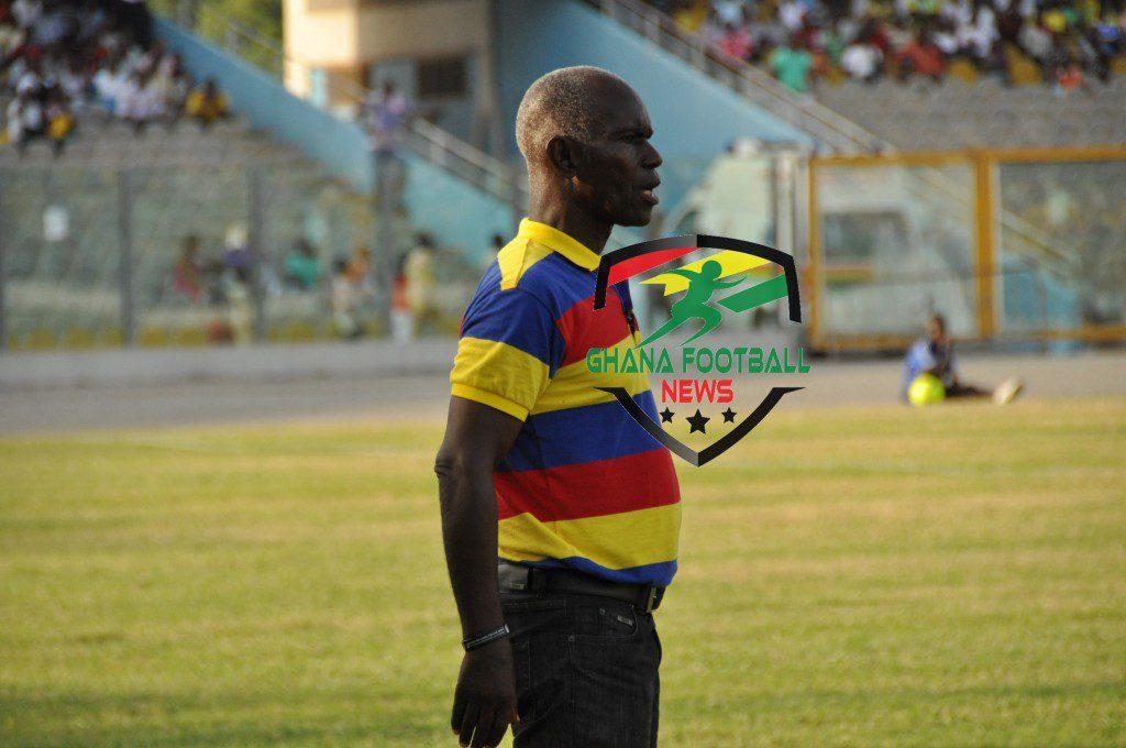 Hearts of Oak coach Herbert Addo happy with side's victory