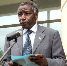 Kigoma Regional Commissioner (RC), Mr Issa Machibya