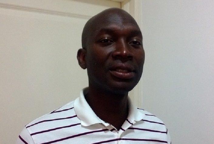Hearts of Oak Corporate Affairs Manager Herbert Addo