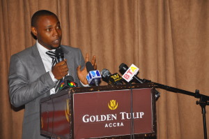Kojo Williams, CSR Advocate & Lead Project Manager, West African CSR & Community Development Conference