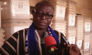 Mr Doanab is seeking to replace Mr Robert Mosore as NPP MP for Talensi Constituency