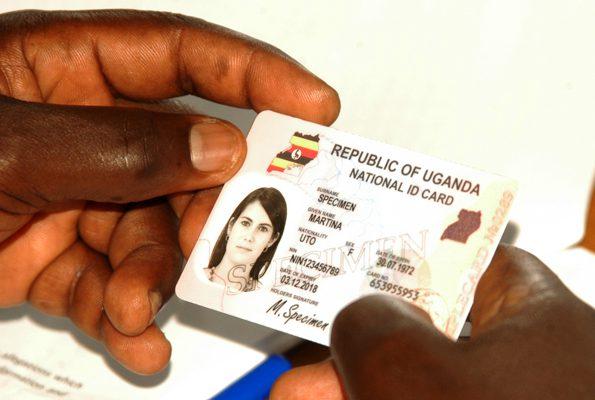 National Id Uganda