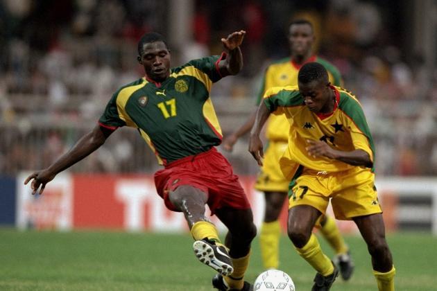 Veteran Ghana striker Peter Ofori Quaye
