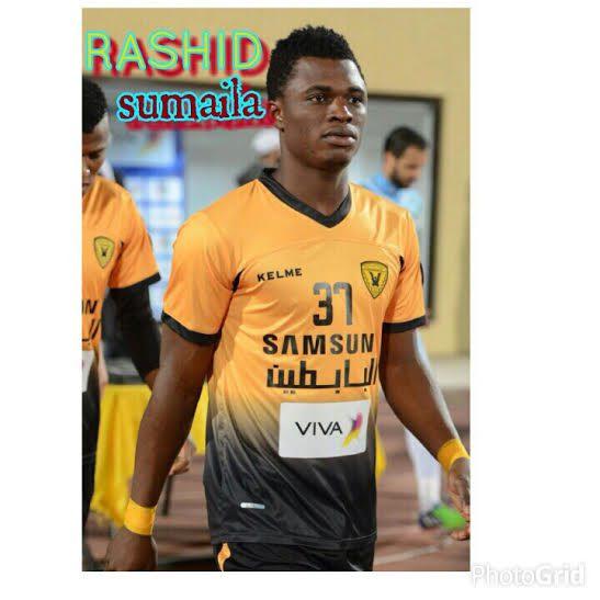 Rashid Sumaila to join Al Qadisa permenently