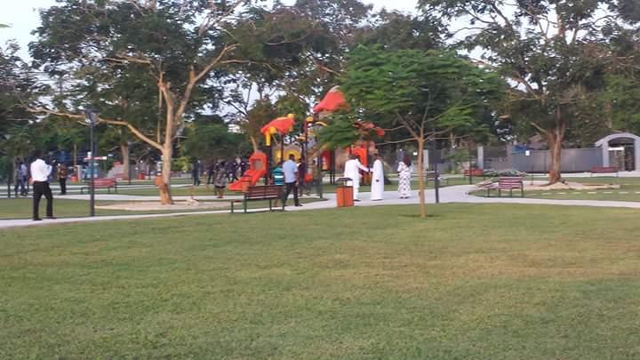 Rattray Park Kumasi City 3 - GossipGhana.ORG