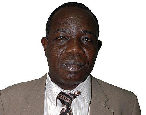 MP Sam Okuonzi