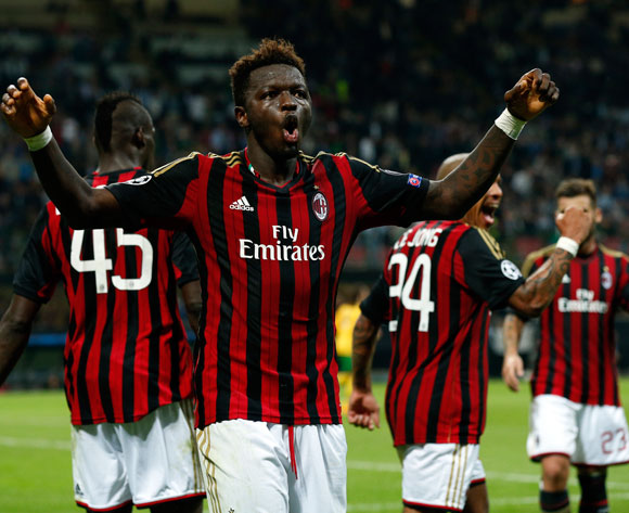 Sulley Muntari has appeared on the radar of Sampdoria