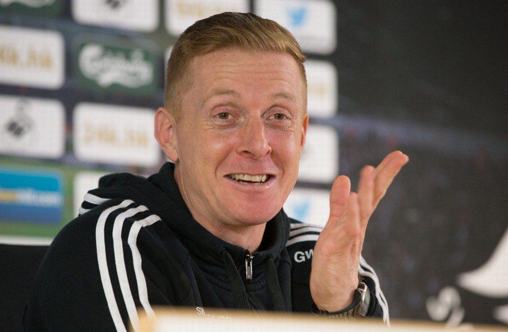Swansea manager Garry Monk