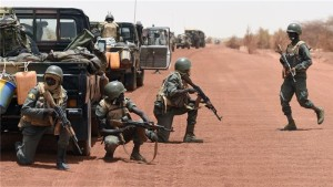Soldiers from the Malian army are now in control of Menaka, according to the pro-government rebel group [AFP]