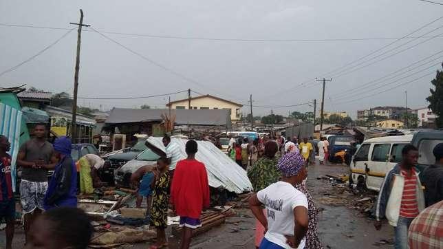 Accra Flood