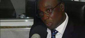 Power Minister- Dr. Kwabena Donkor