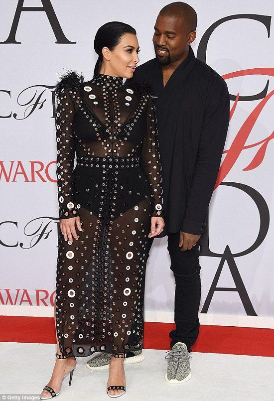 kanye-west-kim-kardashian-cfda-awards