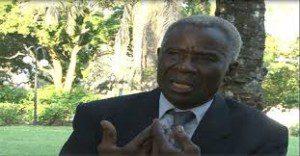 Brigadier General (rtd) Joseph Nunoo-Mensah