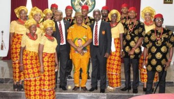 Anambra is Serene with great Tourism potentials-Obiano