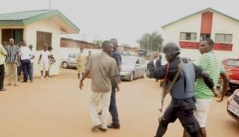 Police Arrests 24 DVLA 'Goro Boys'