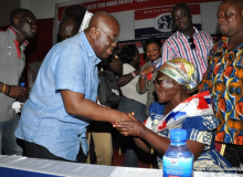 Akufo-Addo is the overwhelming choice of NPP delegates