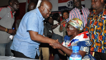 NDC's Better Ghana Agenda Has Collapsed-Akufo-Addo