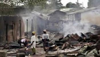 Lafia Attack; 15 Killed