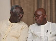 Richard Anane Claims Are False-Nana Addo
