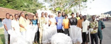 AngloGold Embarks On Anti-Filth Campaign In Obuasi
