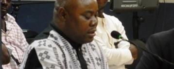 Camp Commandant  Denies Receiving Per Diems