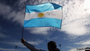 Argentina gets backing on US debt row