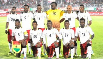 Black Stars To Prepare For AFCON Qualifiers