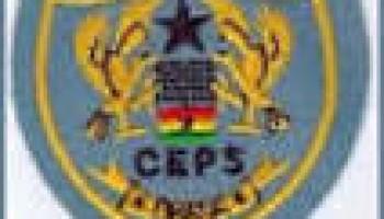 CEPS destroys seized items