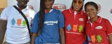 Carmudi Ghana joined Xcholera campaign