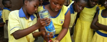 Melcom Care Foundation Launches Hand Washing Campaign