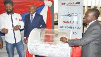 Dana Air rewards guests
