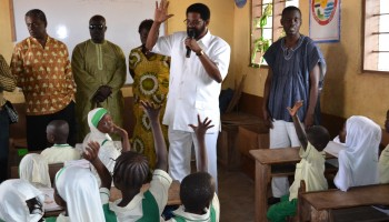 Ghana Needs Each Child Well Educated-Mayor