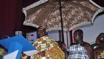 Otumfuo speaks