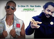D-Dice drops Jingolo featuring Ras Kuuku