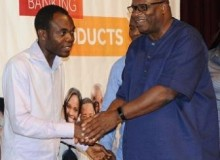 Access Bank lunch revitalized bouquet of products