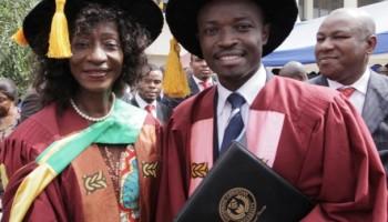 US Varsity Honours Jefferson Kwamina Sackey