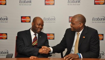 Ecobank Rolls Out MasterCard-Branded Cards