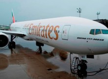 Emirates Releases World's largest, Long-range Twin Engine Commercial Aircraft