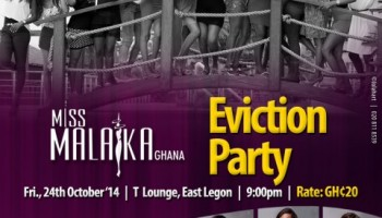 Miss Malaika Eviction Party