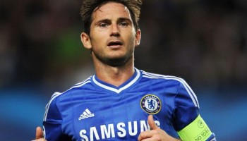Lampard puts Manchester in a good spirit