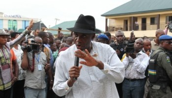 Rotimi Amaechi to rescue Nigeria from dungeon