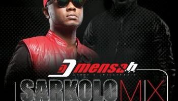 DJ Mensah with Sarkolomix
