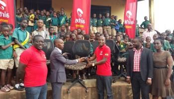 Airtel Ghana Assists School ICT Lab