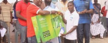 Akuka wins Homowo marathon