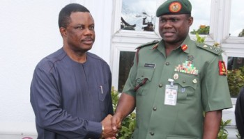 Willie Obiano commended Nigeria Army For Protecting Lives