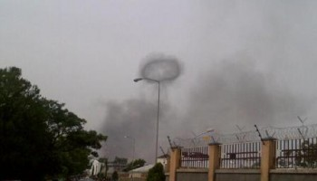 Twin bomb explosion ripped through Kano